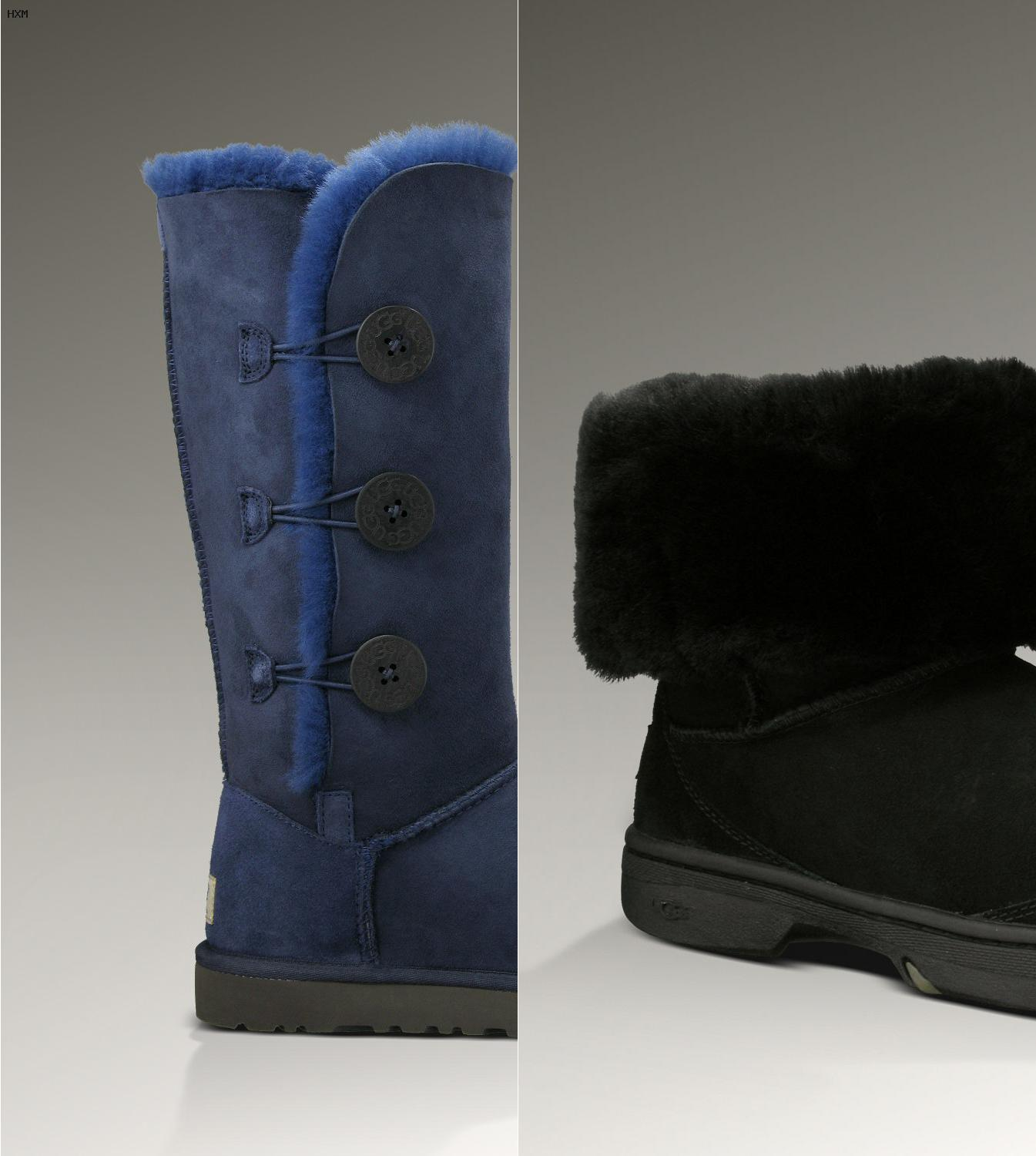 botas ugg bailey button